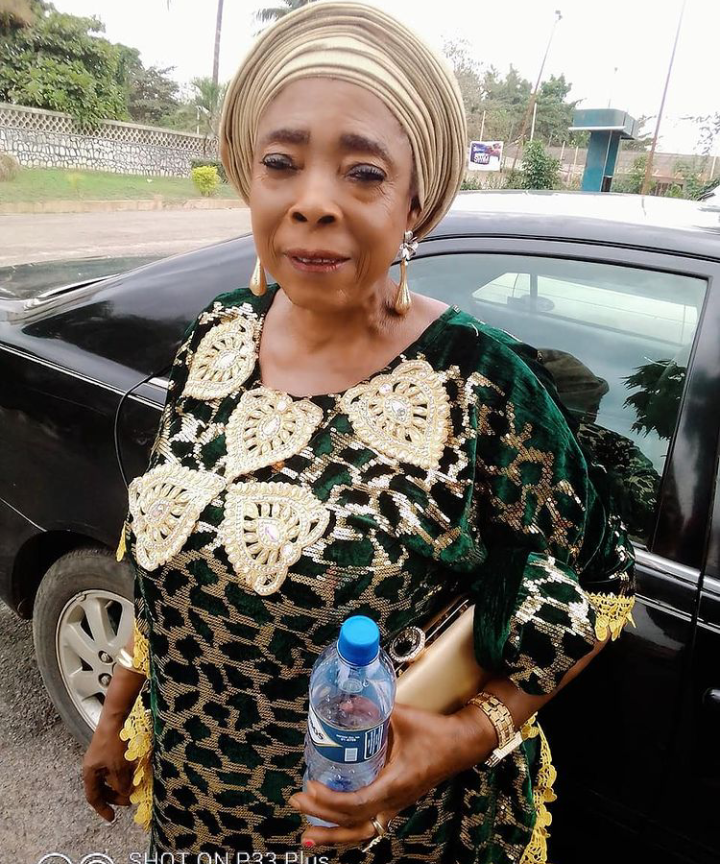 """""""My Mother Is Not Dead,She's only Sick, please Stop Her Death Rumour, Just support And Save My Mother"""" – Actress Iyabo Oko Last Born Debunks Her Death Rumour (Video)"""
